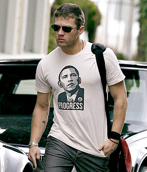 Ryan Phillippe Barack Obama