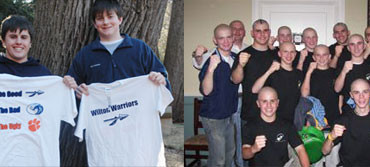 An Example of T-Shirt Fundraising – Selling T-Shirts to Help a Cancer Foundation