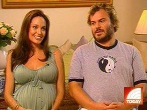 Jack Black Angelina Jolie