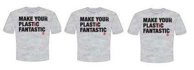 Plastic shirt