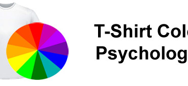 Make an Impression with a Little T-shirt Color Psychology