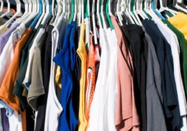 How To Organize Your T-Shirt Wardrobe