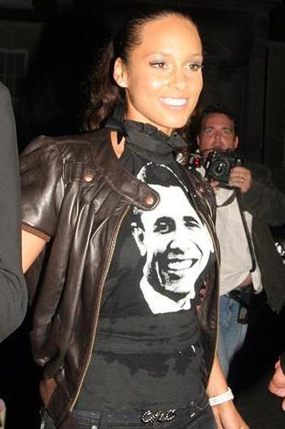 Obama Alicia Keys