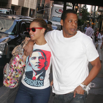Obama Beyonce Knowles