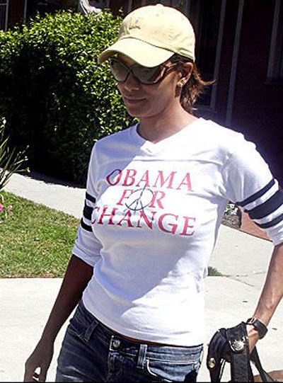 Obama Halle Berry 3