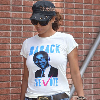 Obama Halle Berry