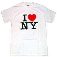 History of I Love New York T-Shirts