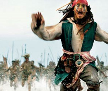 How to Dress Like Jack Sparrow