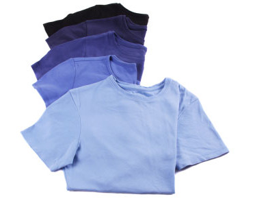 Which Color T-Shirt Would Look Best On Me?