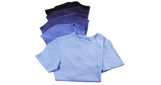 Color shirt