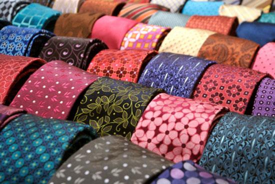 Tie color