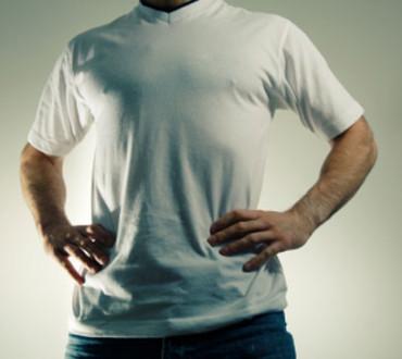 Should I Wear A V-Neck OR Crew Neck Undershirt?