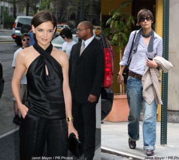 How to Dress Like Katie Holmes