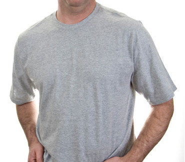 How To Tell If A T-Shirt Is Too Big