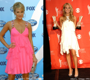 How to Dress Like Carrie Underwood