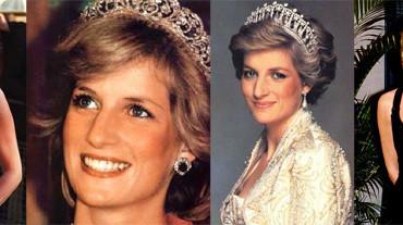 How to Dress Like Princess Diana