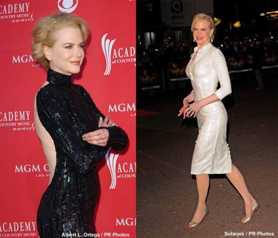 nicole kidman height. Nicole Kidman is an