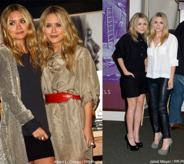 How to Dress Like the Olsen Twins