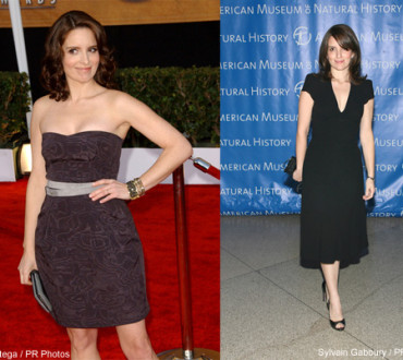 How To Dress Like Tina Fey