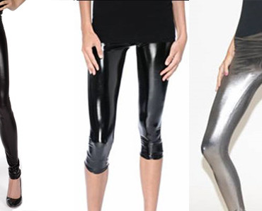What to Wear with Liquid Leggings