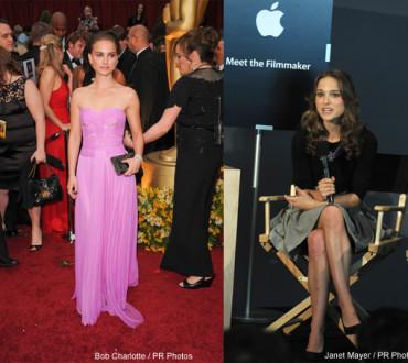 How to Dress Like Natalie Portman