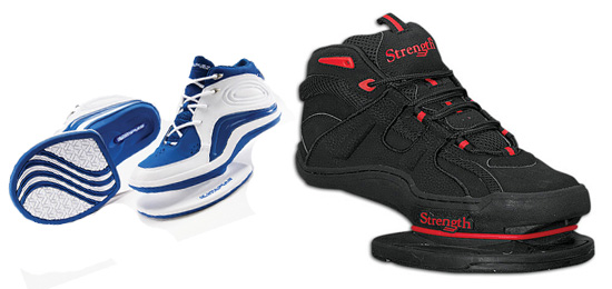 Strength training shoes