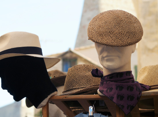 Hats and caps