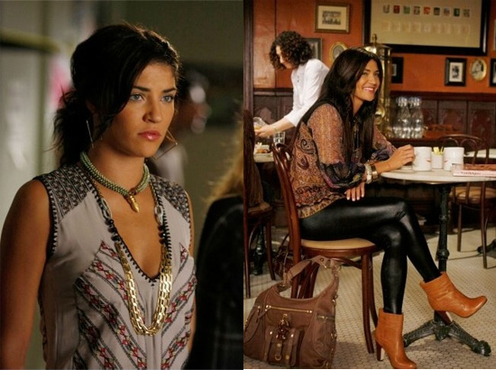 Gossip Girl Fashion Vanessa Abrams