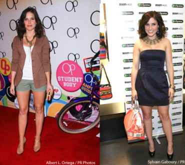 How to Dress Like Sophia Bush