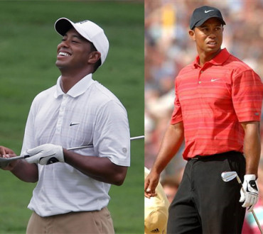 How to Dress Like Tiger Woods