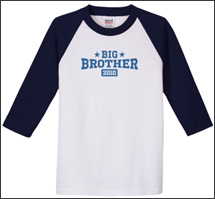 Brother T-Shirts Show Pride in Your Siblings