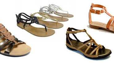 What to Wear with Gladiator Shoes