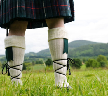 Guide to Wearing a Scottish Kilt
