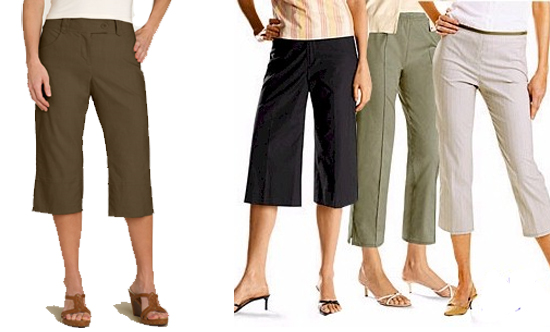Guide to Capri Pants | Wardrobe Advice