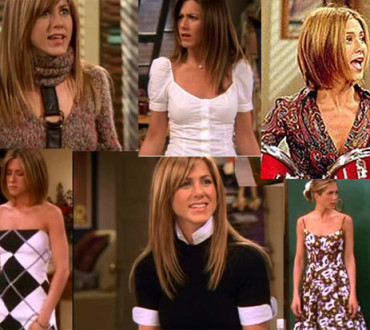 How to Dress Like Rachel Green