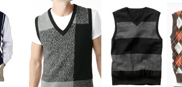 What to wear with a Sweater vest