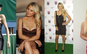 How to Dress Like Anna Kournikova