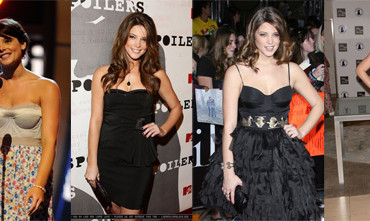 How to Dress Like Ashley Greene