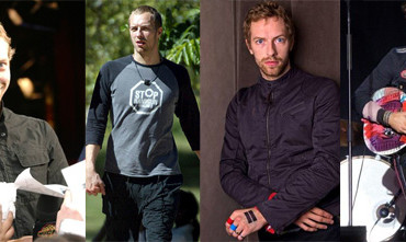 How to Dress Like Chris Martin