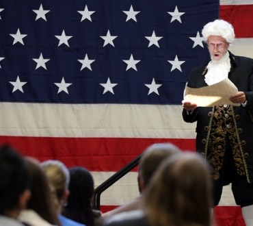 When To Celebrate Constitution Week
