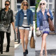 What Celebrities Wear When Going Casual