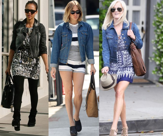 What Celebrities Wear When Going Casual Wardrobe Advice