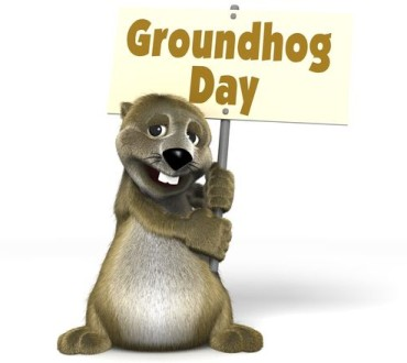 What Happens On Ground Hog Day
