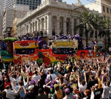 How To Celebrate On Mardi Gras Day