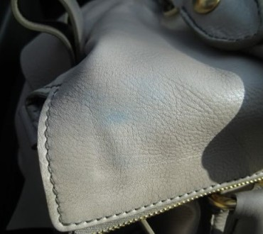 How To Treat Stains On Leather