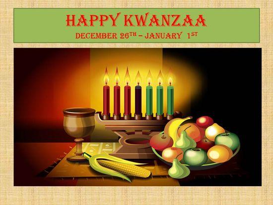 happy kwanzza