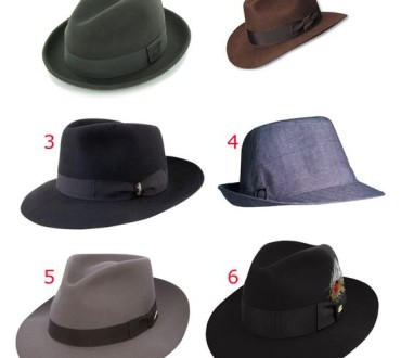 What to Wear with a Fedora