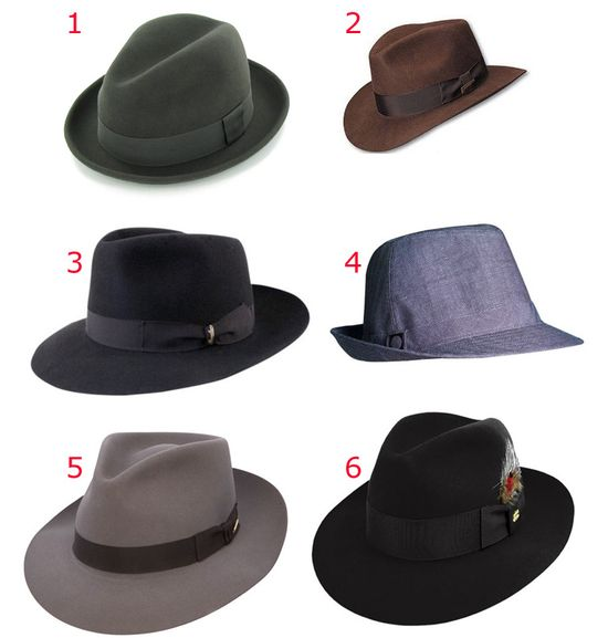 What to Wear with a Fedora  9123bdfaf02