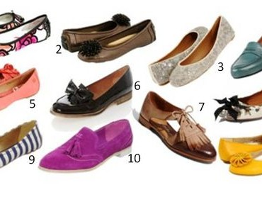 What to Wear with Flats