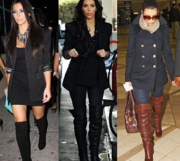 How to Dress like Kim Kardashian